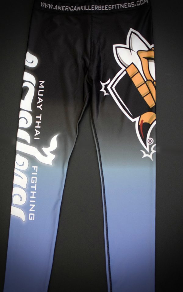 Killer Bees Muay Thai Tights