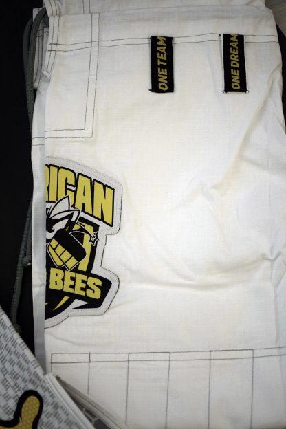 Killer Bees Adult White Gi